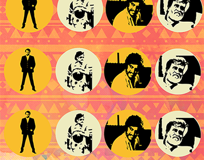 Kabali Phone Case Design - Pop Art
