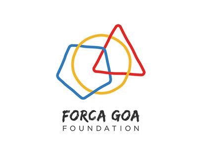 Forca Goa Foundation Branding