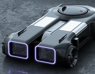 Land Rover ARC - Antarctic Research Concept