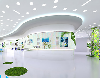 The Exhibition Hall of Gene and Chinese Medicine