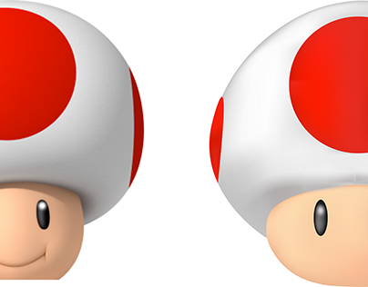 Remake of Toad