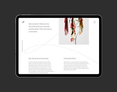 Filanti – Branding & website