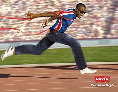 Levi's Jean ad
