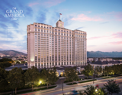 The Grand America Hotel -2019 Photoshoot