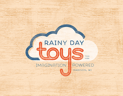 Rainy Day Toys Brand Presentation