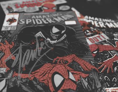 Spider-Man Vintage Comics