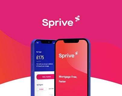 Sprive App design
