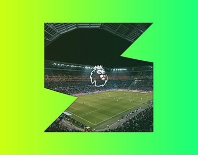 Premier League - Rebrand