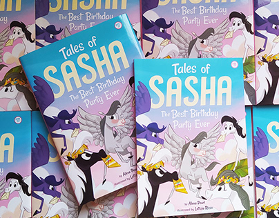 Tales of Sasha-The Best Birthday Party Ever