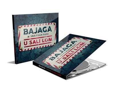 Bajaga & Instruktori - U sali lom | CD album design