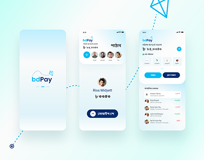 Mobile Banking User interface