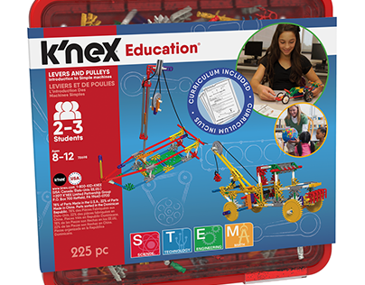 Packaging - K'NEX Education products