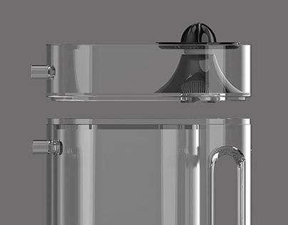 Modular kitchenware