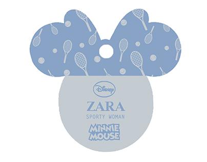 Licencia Minnie para Zara