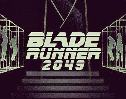 Blade Runner 2049 Alternative Poster Winning Piece