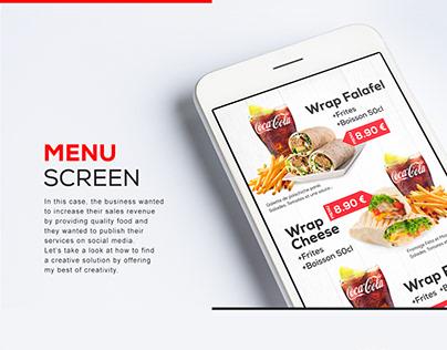 Digital Screen Design