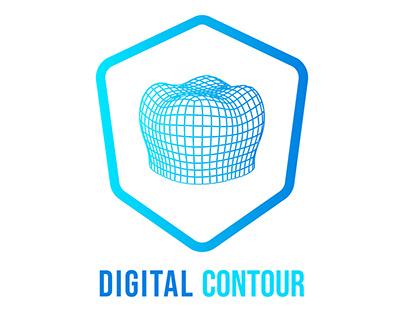 Digital Contour [Branding]