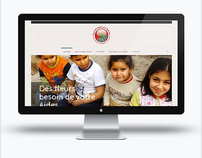 Création site web : amad.ma