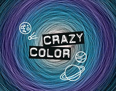 Реклама Crazy Color | Ads for Crazy Color | 2019