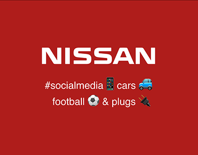 Nissan - Social media & other projects