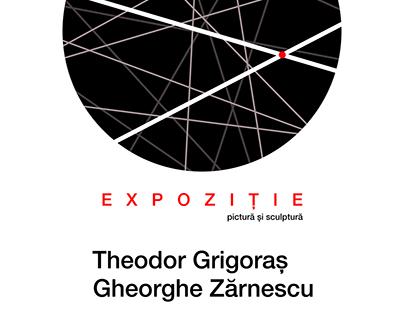 Theodor Grigoras and Gheorghe Zarnescu EXIBITION