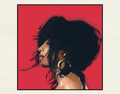 Camila Cabello Portrait