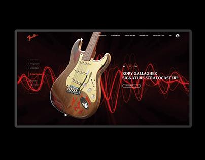 Fender Customshop Service