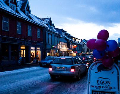 Tromso # Norway