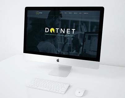 Website design for Dot Net