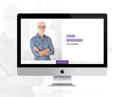CVitae - Responsive Materialized Resume Intro 1