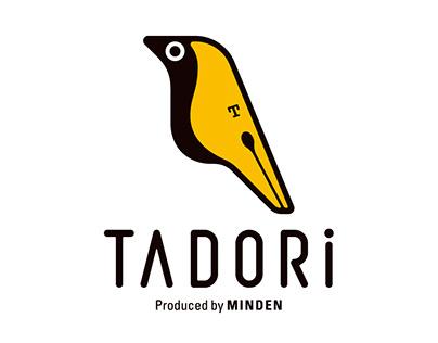Logomark design of TADORi