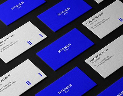 ATENEA GYM, Brand Identity