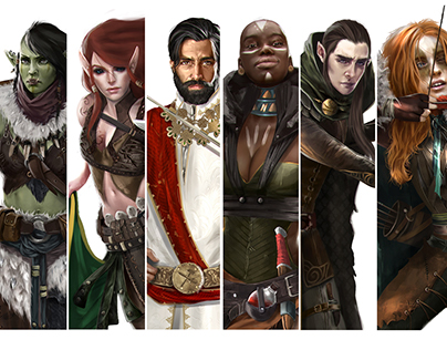 Character Design Paizo - Pathfinder Campaign Setting