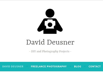 DIY and How To blog - David Deusner