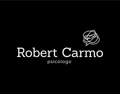 Robert Carmo - Identidade Visual