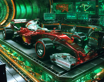 Kaspersky Lab - Ferrari Enterprise