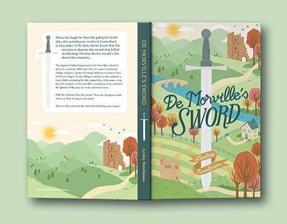 De Morville's Sword, Book Cover