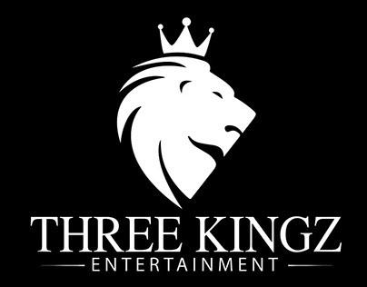 Three Kingz Entertainment Logo Design