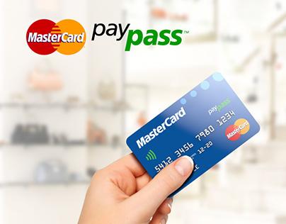 MasterCard PayPass Website