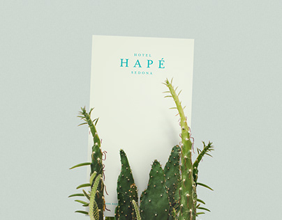 Hotel Hape | Brand Identity
