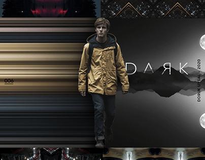 Dark Movie Poster / Design Collection 006