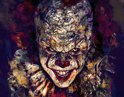 IT Movie Chapter Two Alternative Poster