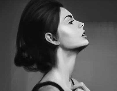 Portrait studies II