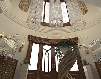 Main Hall in Oman