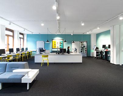 Bibliothek Sonnenstraße