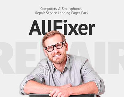 AllFixer - Computers & Smarphones Repair Service