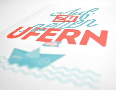Illustration «Auf zu neuen Ufern»