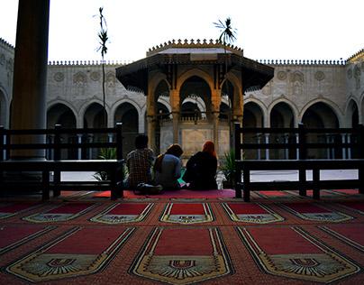 """""""مسجد المؤيد شيخ """"Mosque of Al-muaid Sheikh"""" (الإِرث)"""