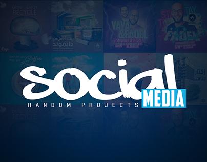 """Social Media Posts """" Random Projects """""""