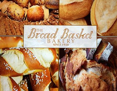 The Bread Basket Bakery: Brand Identity